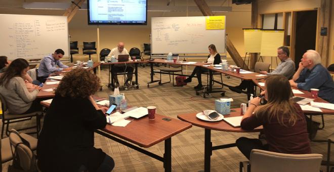 Blog - International Healthcare Workgroup Comes Together at CMS